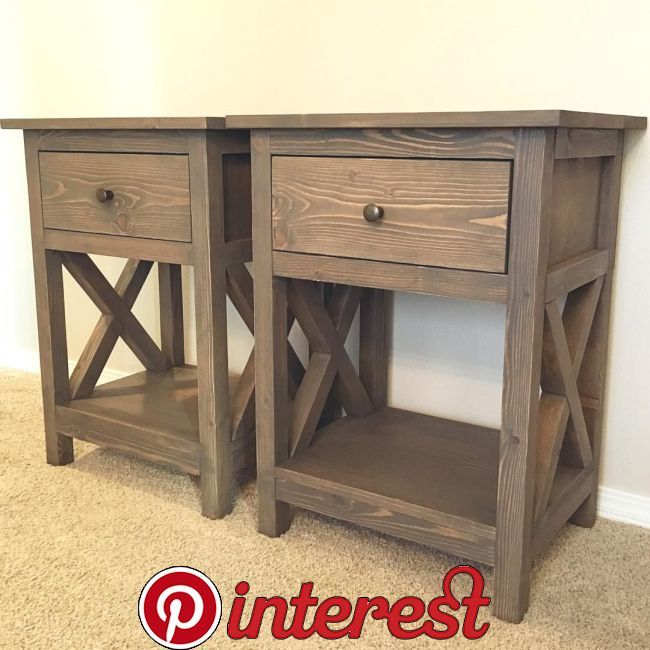 See This Instagram Post By Mydivinehome Diy Furniture Plans