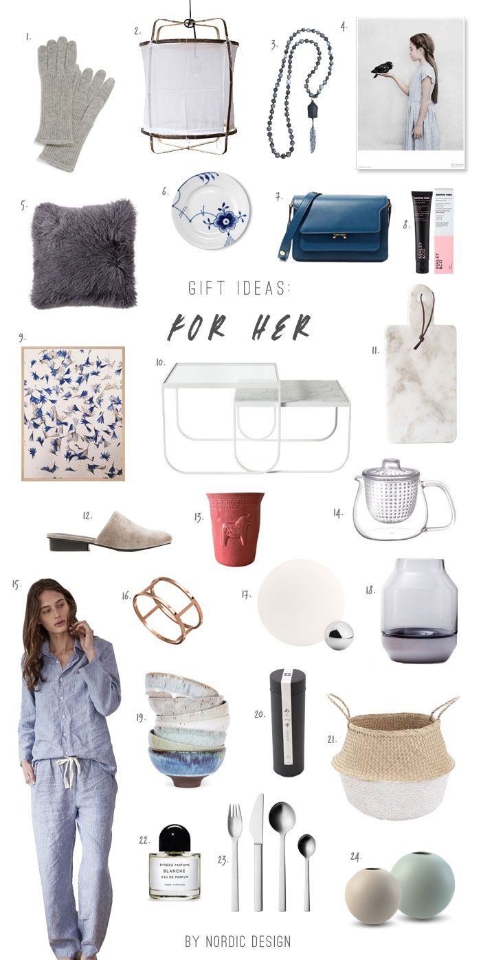 24 Gift Ideas For Her Random Pinterest Gifts Christmas And