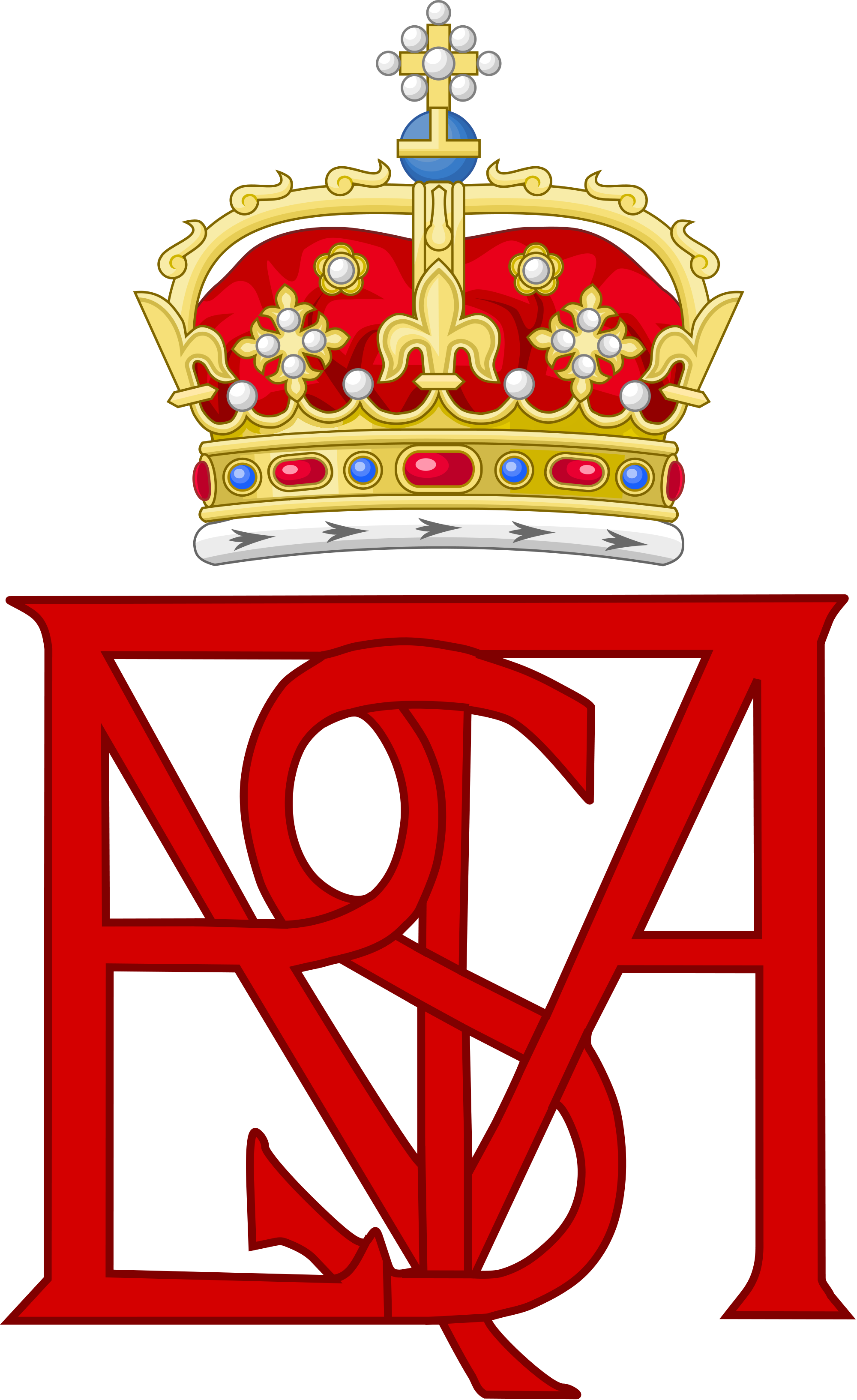 Mary Queen Of Scots Royal Monograms Pinterest