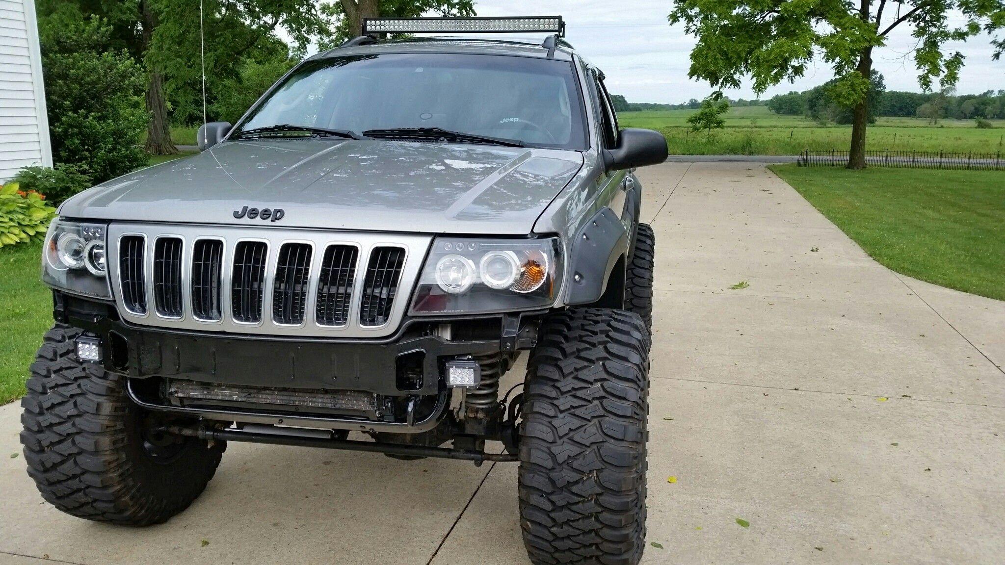 Jeff Kiss Jeep Wj Lifted Jeep Wj Jeep Jeep Tj