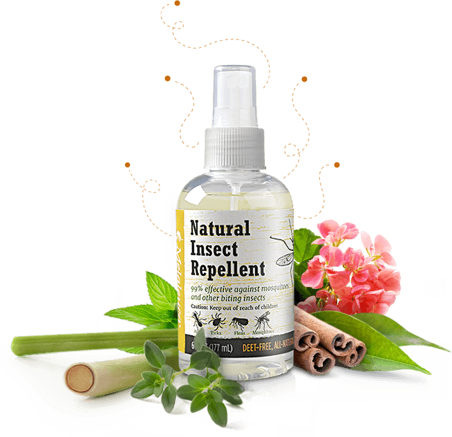 Melaleuca Products Natural Insect Repellent