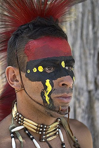 indian face paint | Prince in War Paint | halloween 2014 ...