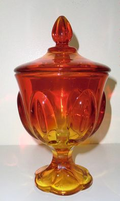 Vintage Glass Candy Dishes