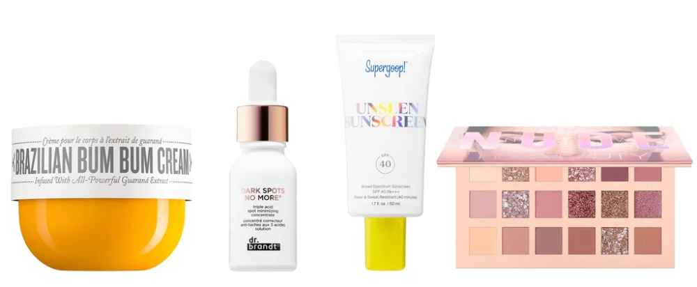 Most Popular Beauty Products at Sephora in January 2020 in