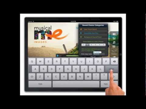 MusicalMe Images Tutorial #7: Changing Keys. For more information, visit http://www.musicalmeapps.com
