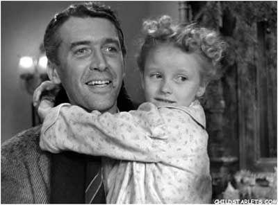George Zuzu Its A Wonderful Life Best Christmas Movies Life Photo