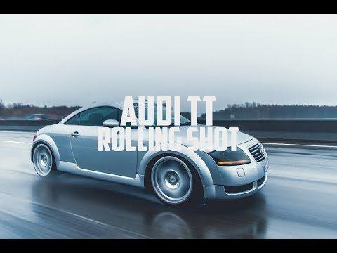Audi TT 1.8T Rainy - ROLLING SHOT - 4K - YouTube