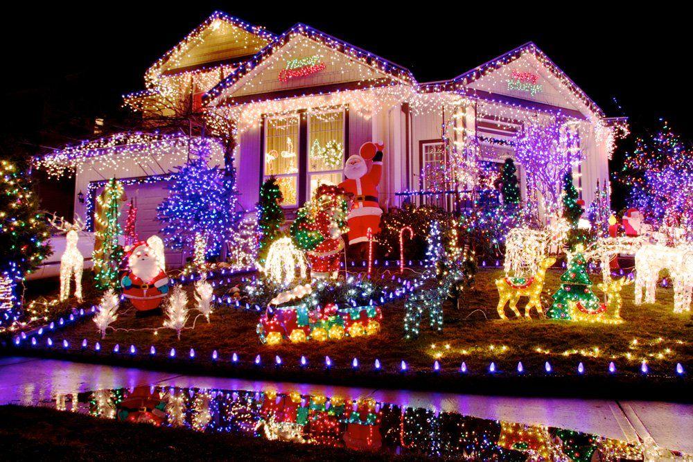 5 Tips On How To Survive The Holiday Season Christmas Lights Christmas Light Installation Solar Christmas Lights