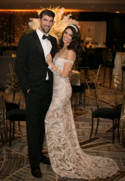 Michael Phelps Wedding Celebrity Weddings Pinterest