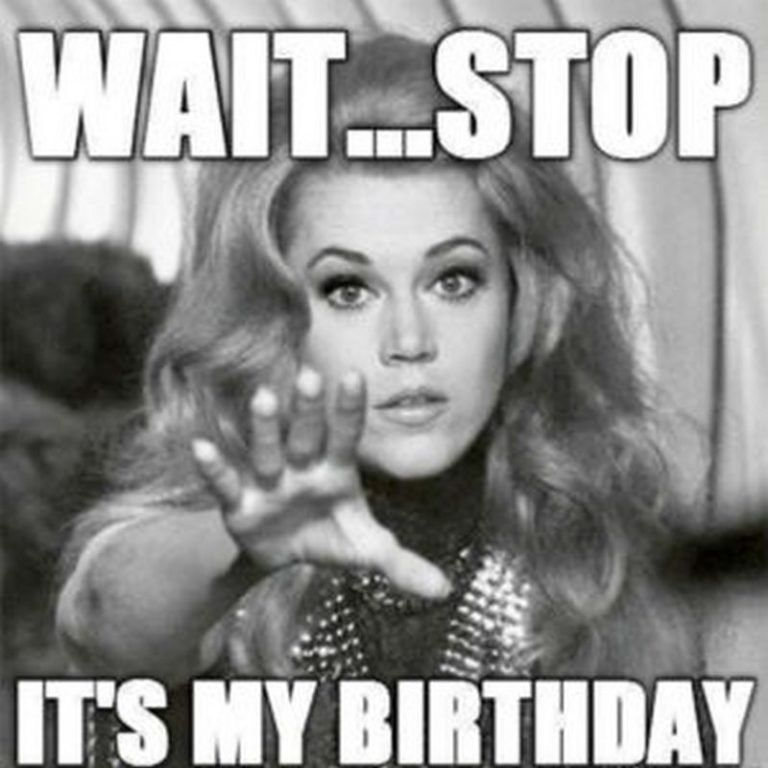 101 It's My Birthday Memes to Share Your Birthday ...