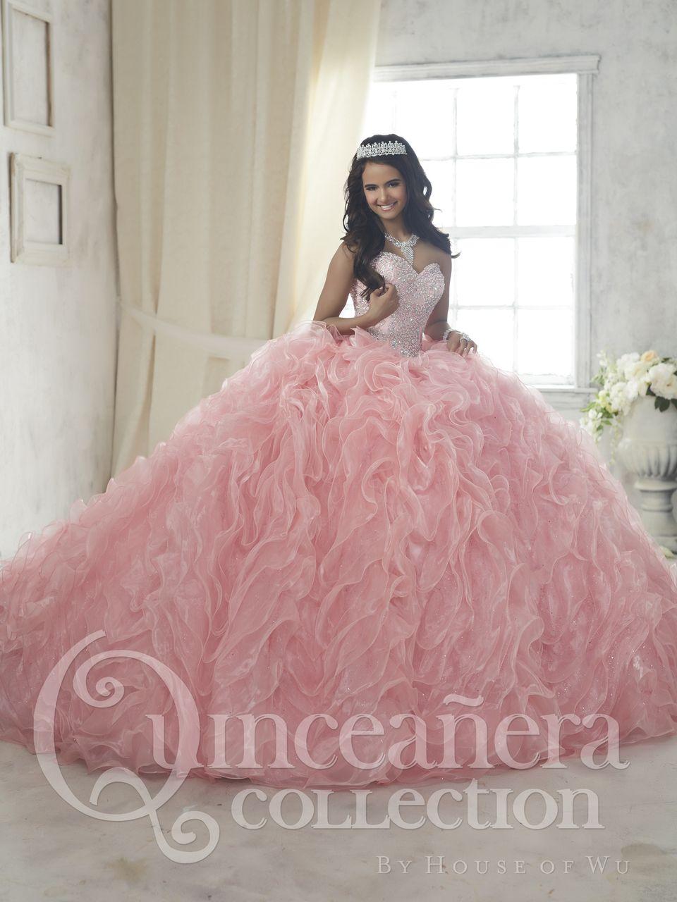 Quinceanera Dress #26848 | Vestiditos, Vestido de gala y Años