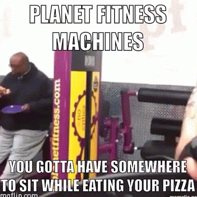 Planet fitness squat rack intimidating synonyms