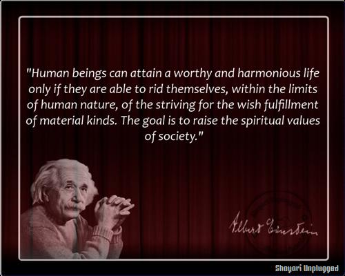 albert einstein on human beings human nature quotes einstein quotes