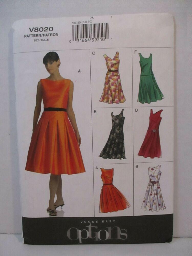 Vogue Heirloom Wedding Flower Girl /& Doll Dress /& Slip Sewing Pattern Sz 6-8