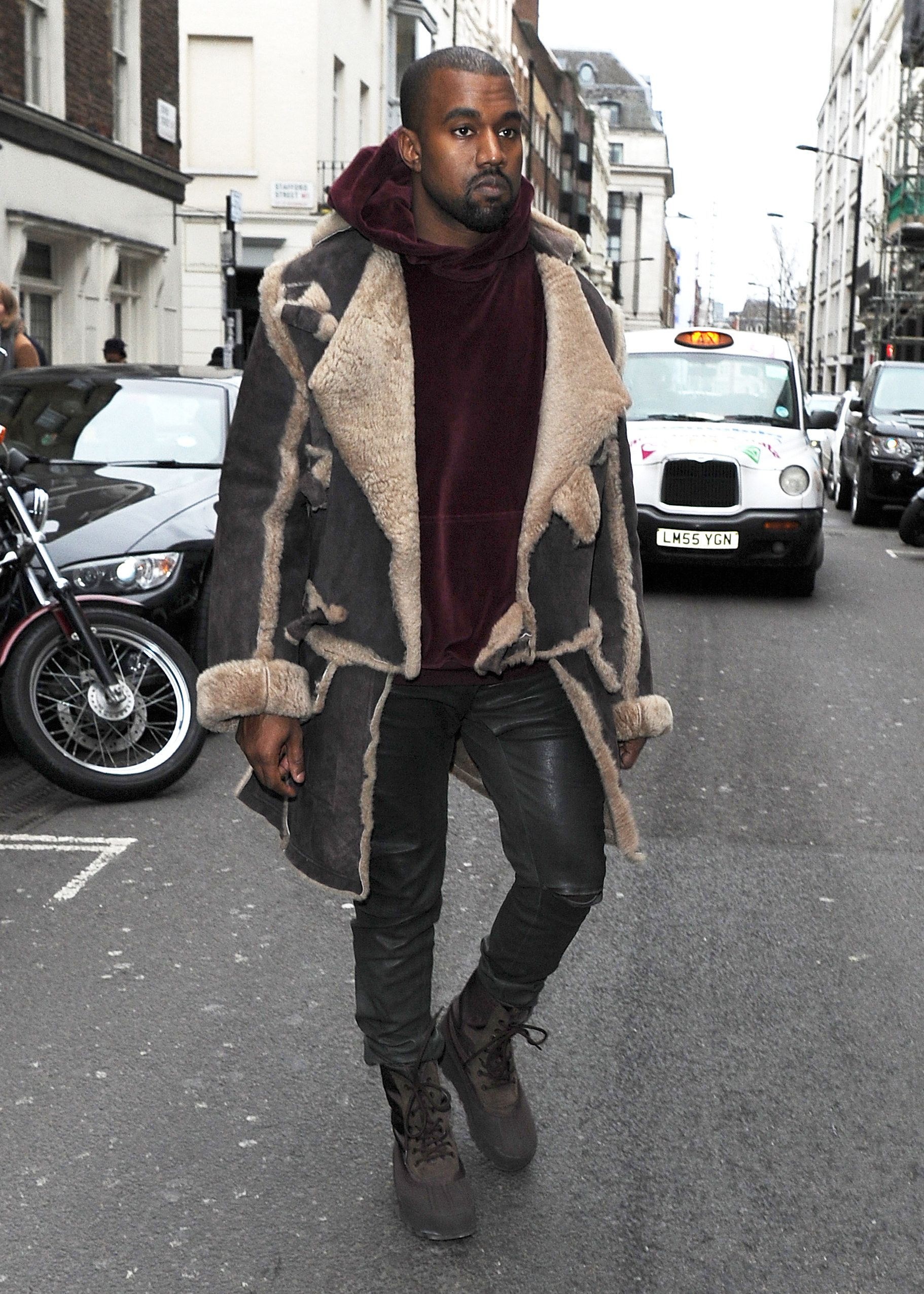 Kanye West Style 2015 02 22 15 Jpg 1822 2550 Kanye West Style Kanye West Outfits Kanye West