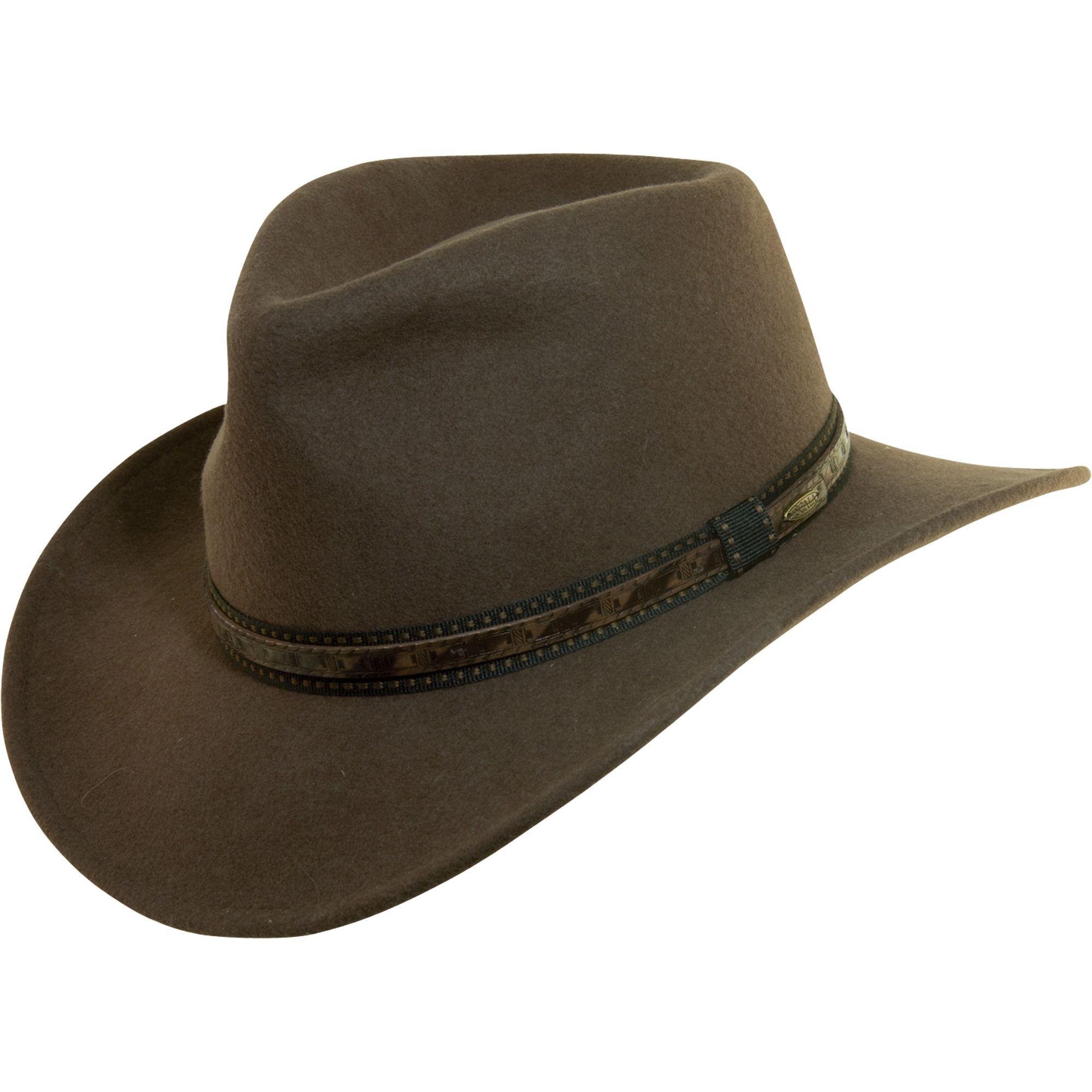76c1c48240b89 Stunning Menu0027s Dorfman Pacific Wool Felt Outback outback hat