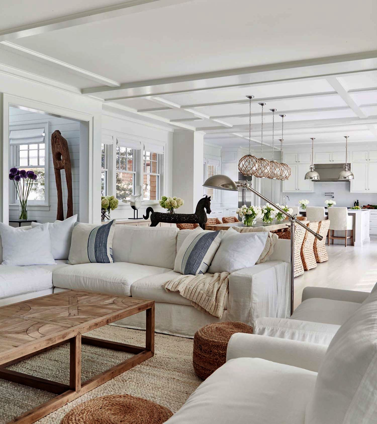 Found  Southern Living Coastal Living Rooms #Pinterest