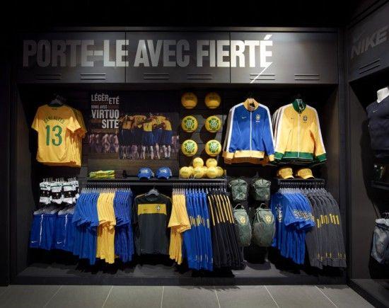 släpp information om 100% kvalitet försäljning Storbritannien Nike Bootroom Paris in 2020 | Clothing store displays, Clothing ...