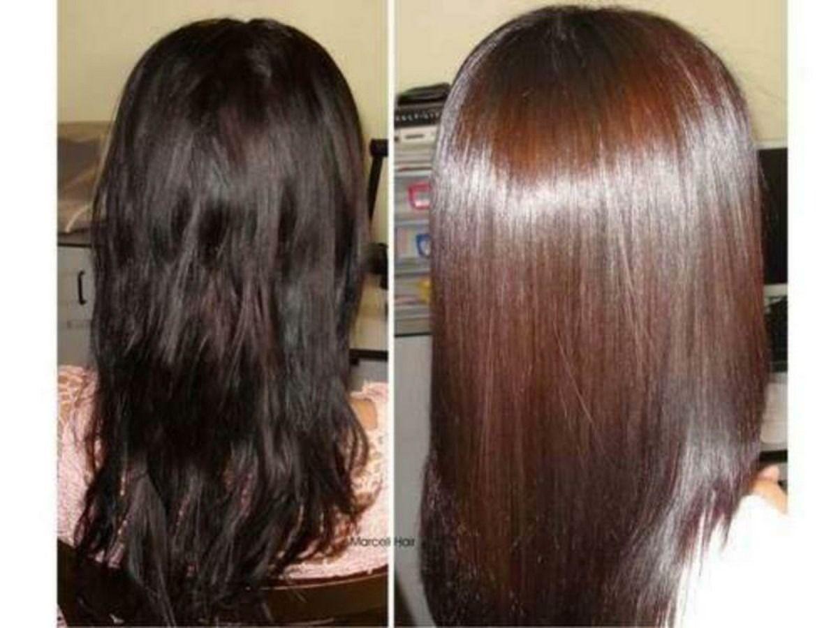 Comment Avoir Des Cheveux Brillants Et Lisses