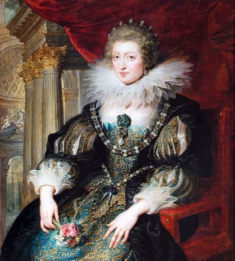 """Anne d'Autriche avait appris à son fils Louis XIV cet axiome: """"Les courtisans ont ce merveilleux instinct de flairer d'avance tous les événements ; les courtisans ont la science suprême : ils sont diplomates pour éclairer les grands dénouements des circonstances difficiles, capitaines pour deviner l'issue des batailles, médecins pour guérir les maladies."""" __Alexandre Dumas. le Vicomte de Bragelonne [ Portrait d' Anne d'Autriche, mère de Louis XIV]"""