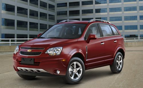 The Saturn Vue Is Back As The 2012 Chevrolet Captiva Sport News From Cars Com Chevrolet Captiva Chevrolet Captiva Sport Captiva Sport