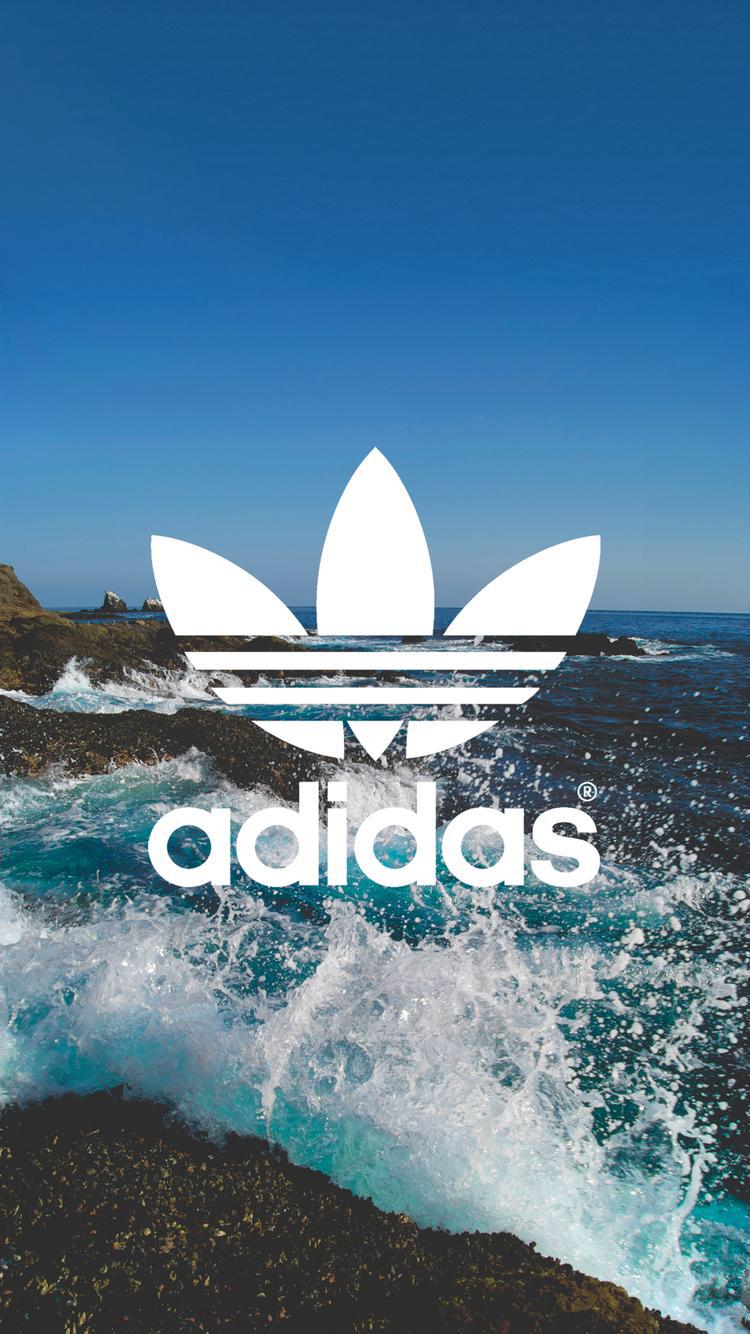Tumblr iphone wallpaper adidas - Yeah Gorgeous