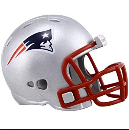 Patriots Helmet Football Nfl Football New England Patriots