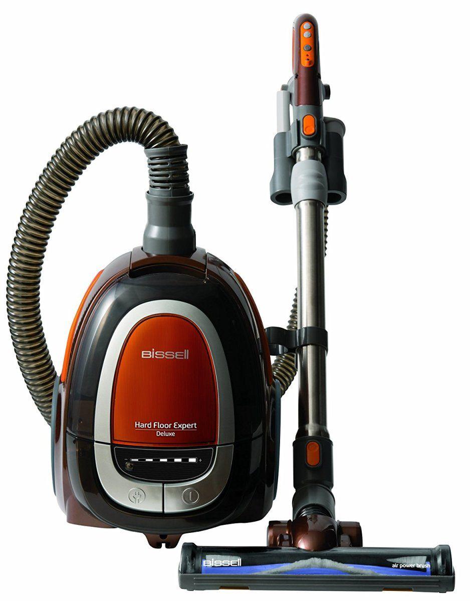 Bissell 1161 Hard Floor Expert Deluxe Canister Vacuum