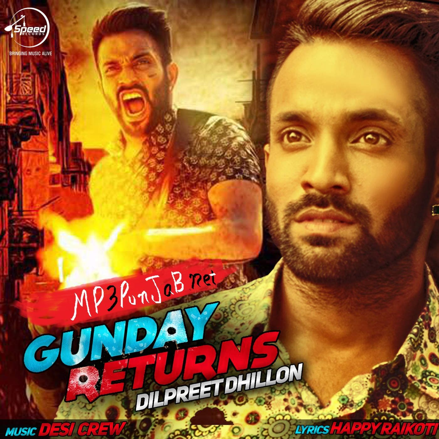 Gunday Returns by Dilpreet Dhillon Mp3 Song Download