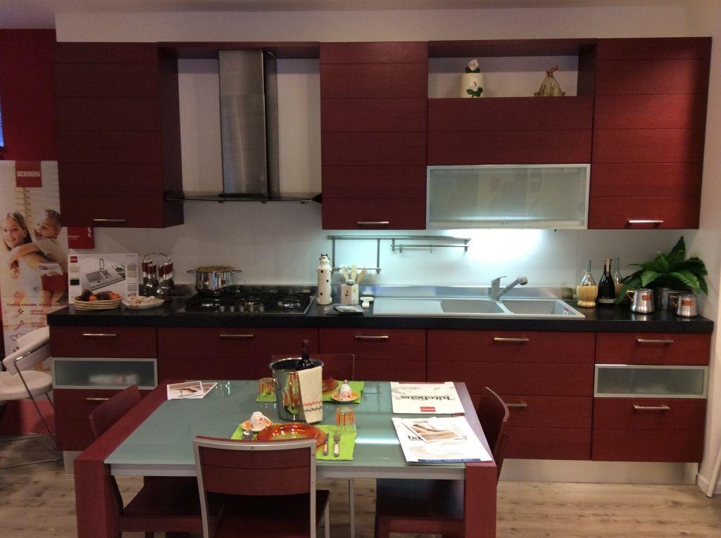 Cucina #Scavolini modello #Rainbow su www.outletmobili-italia.it ...