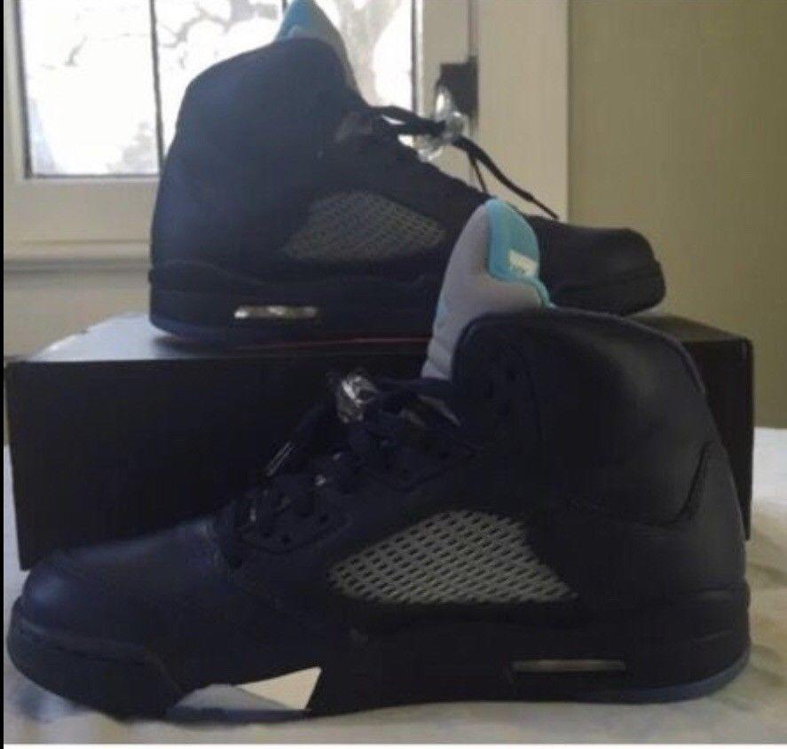 watch 5efb0 55d79 Air jordan 5 Retro hornets Size 12  fashion  clothing  shoes  accessories   mensshoes  athleticshoes (ebay link)