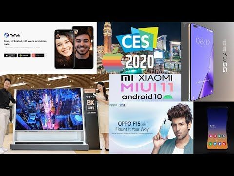 7 Tech Bite Apple CES 2020 MiUi Android 10 LG 8K TV S20