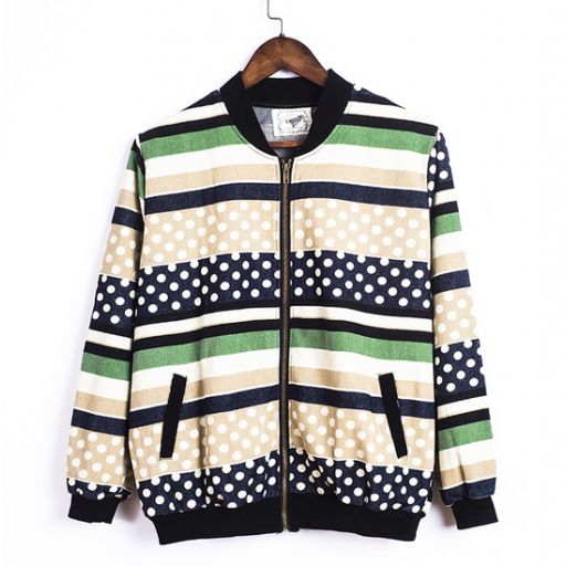 جاكيتات طويله جينز مخططة بيج Adidas Jacket Athletic Jacket Rain Jacket