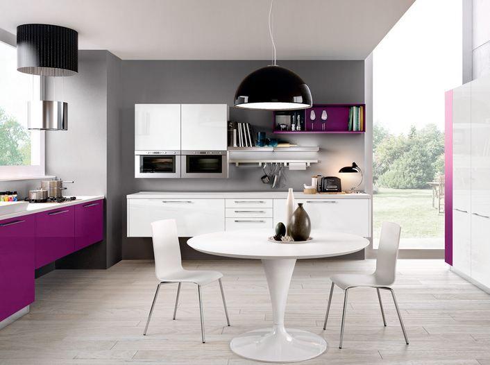 diseño colores cocinas modernas | ideas de cocinas | Pinterest ...