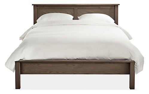 Bennett Wood Bed - Modern Beds & Platform Beds - Modern Bedroom Furniture - Room & Board