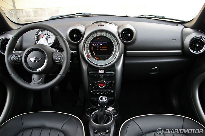 2013 Mini Countryman Interior Adrenaline Capsules Mini