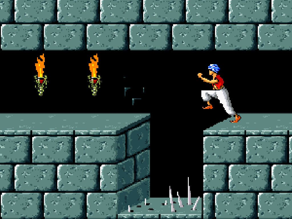Prince Of Persia Prince Of Persia Persia Classic Video Games