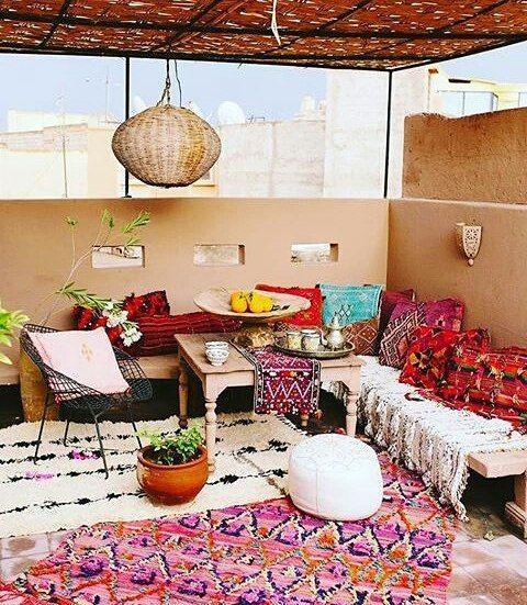 Moroccan Interior Design (@interior_design_morocco