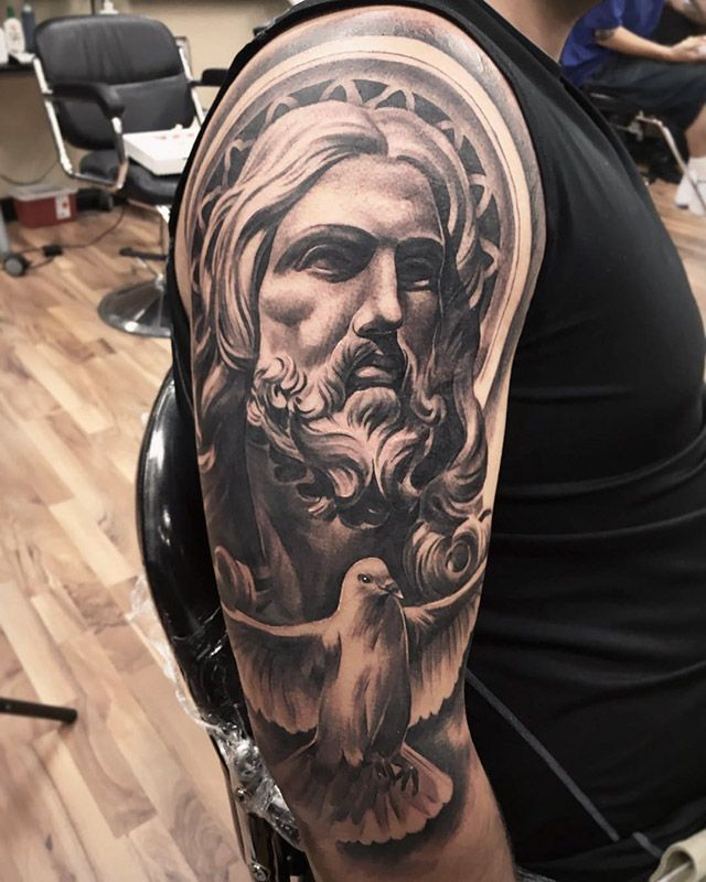 Pin By Laiz Perez On Tatuagens T Tattoos Life Tattoos And: Fred Flores Creates Some Truly Epic Tattoo Art (19 Pics
