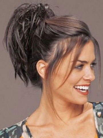 Clip-It Spiky Hairpiece, Wedding Hairpieces