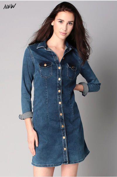 fdc17ad6d4b Robe denim Cindy Bleu Pepe Jeans prix Robe Monshowroom 110.00 € TTC