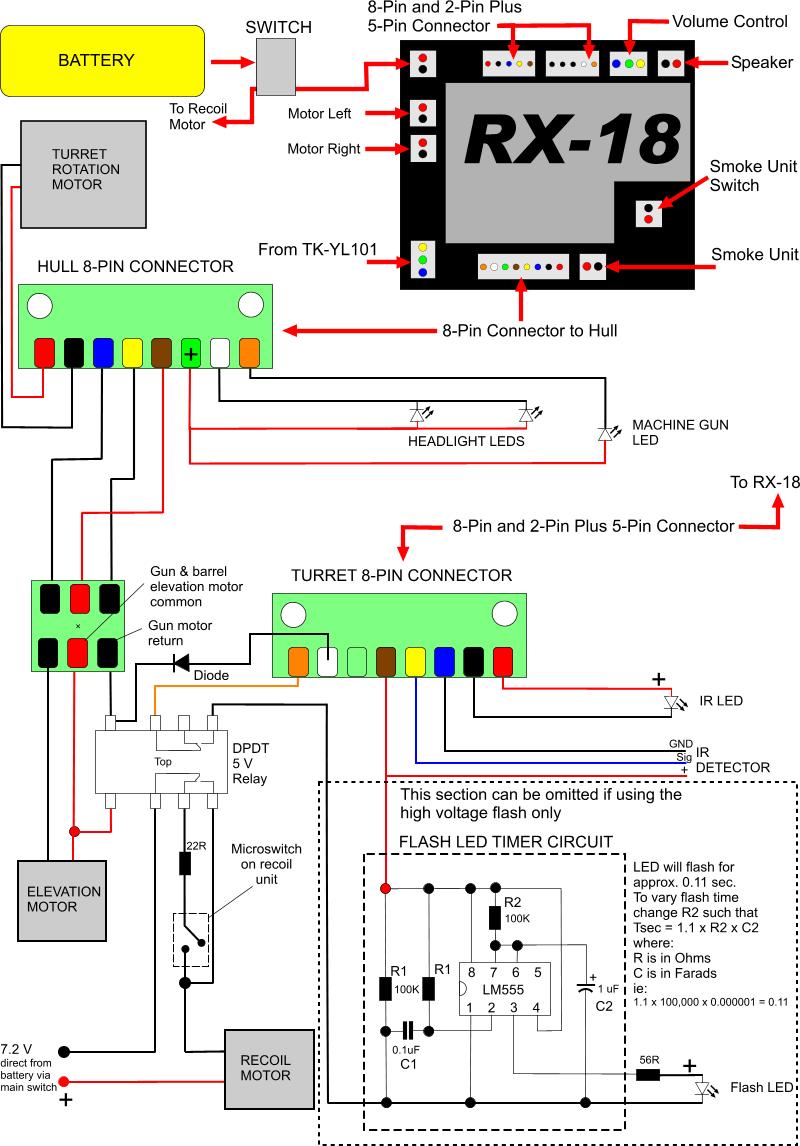 rx 18 wiring diagrams instructions rc 1 6 rc tank diagram wirerx 18 wiring [ 800 x 1146 Pixel ]