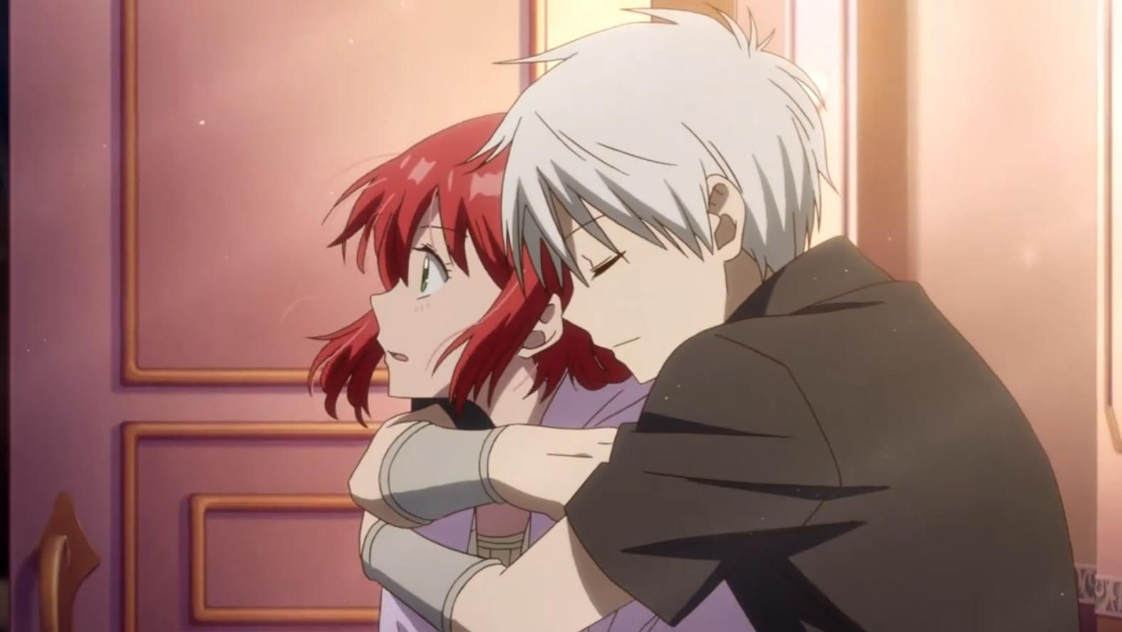 Akagami No Shirayuki Hime 2nd Season Episode 2 Discussion Snow White With The Red Hair Zen Wisteria Red Hair