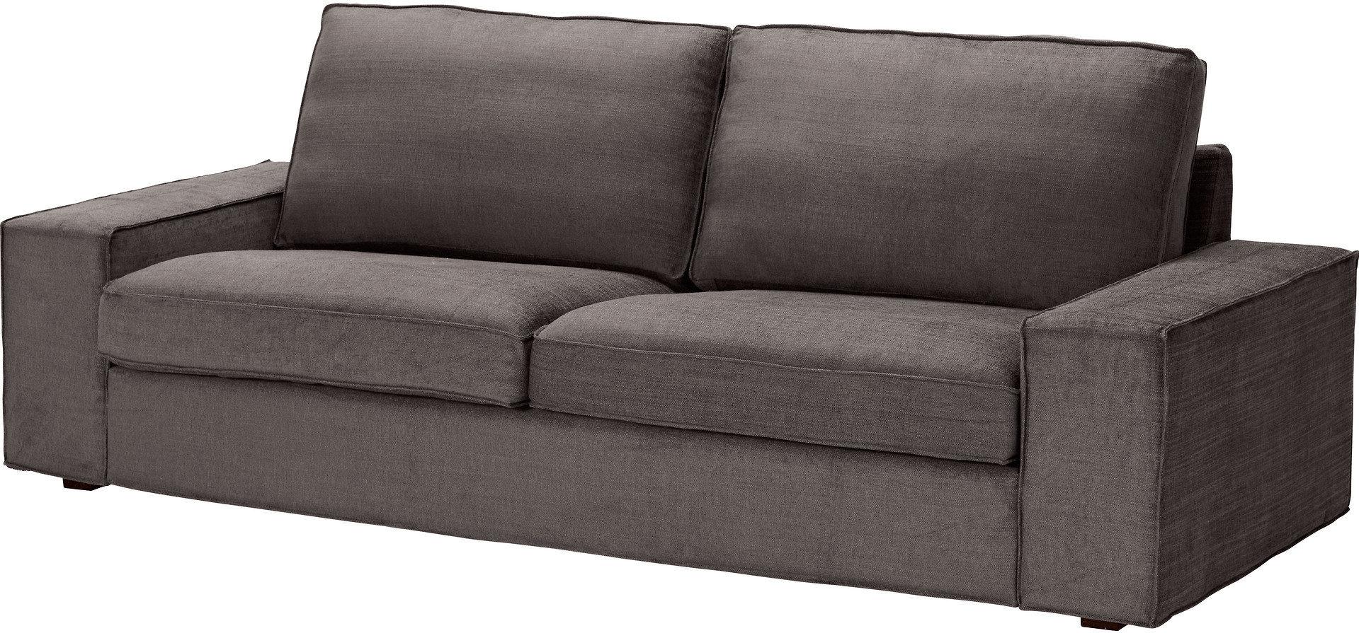 Ikea Sofa Kivik Sofa Tullinge Gray Brown Ikea Kivik Sofa Tulli Kivik Sofa Ikea Sofa Three Seat Sofa