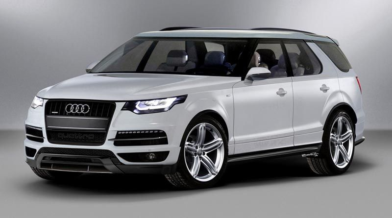 2018 Audi Q9 Audi Super Sport Cars Car