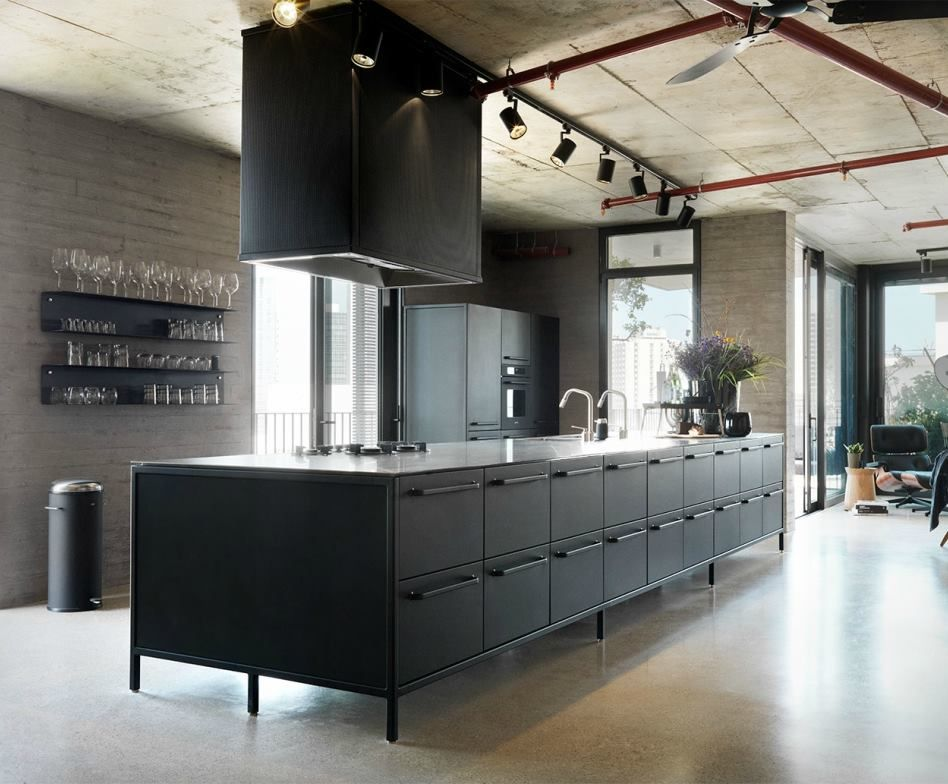 Kitchen by VIPP - Design Morten Bo Jensen | For the Home | Pinterest ...