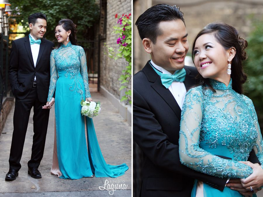 Studio Laguna Photography weddings | Ao Dai, Vietnamese Long Dresses ...