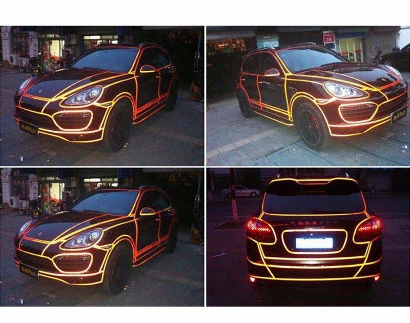 18 Gambar Stiker Keren Untuk Mobil Stiker Reflektif Mobil Menjadikan Tampilan Body Mobil Lebih Menarik From Tokoonline88 Com Mobil Mobil Lucu Mobil Keren