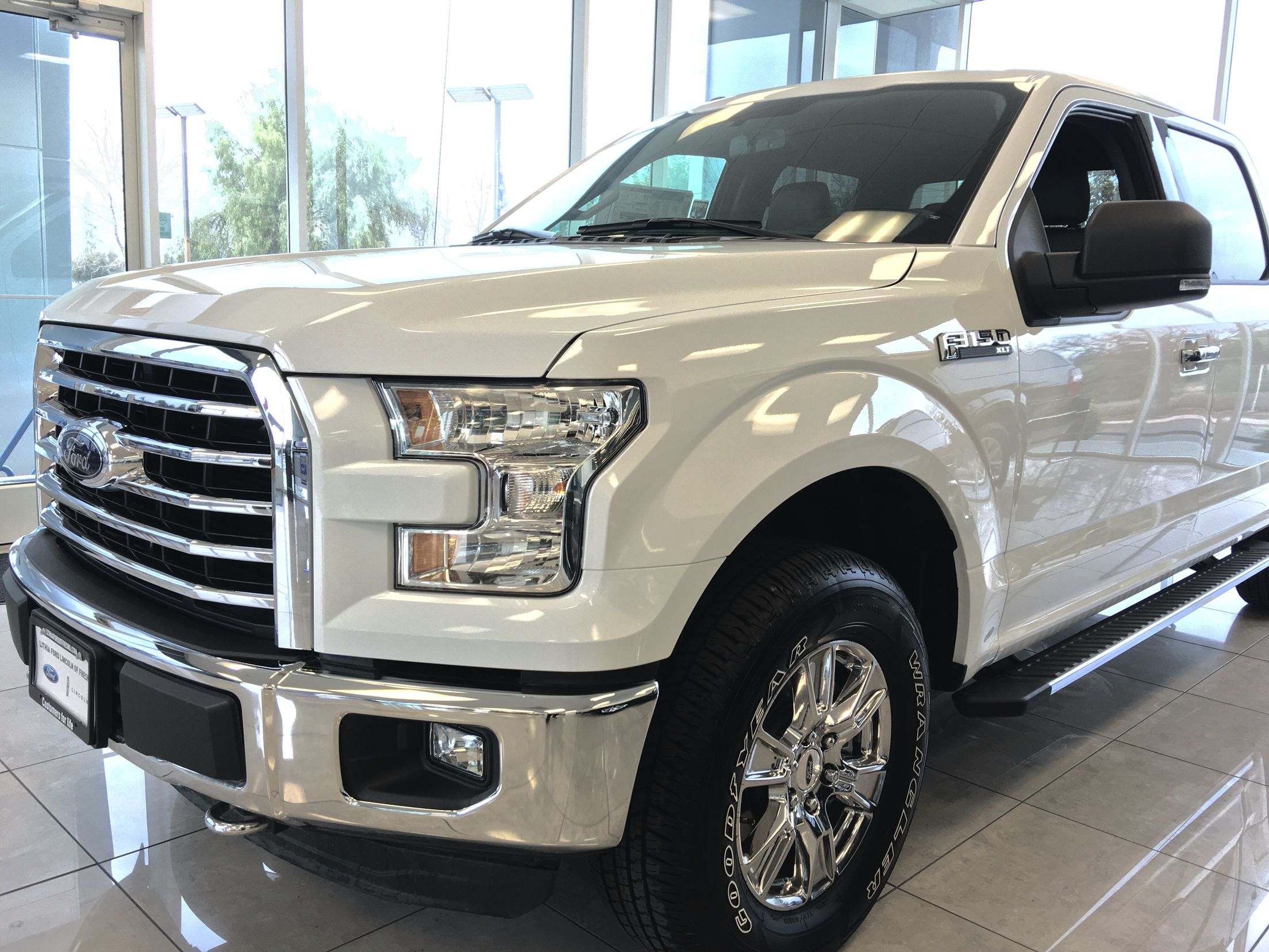 Lithia Ford Lincoln of Fresno Ford F 150