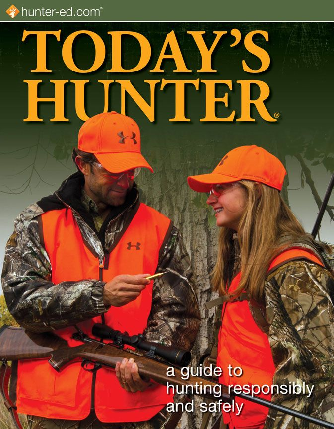 Today's Hunter Safety courses, Hunting guide, Hunter